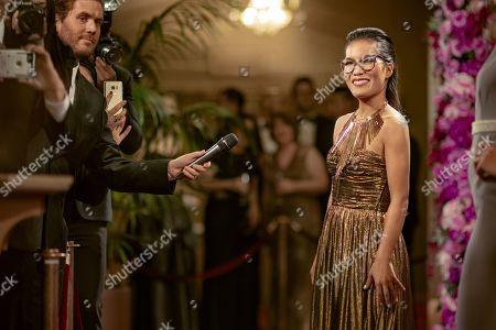 Brian Cook as Paparazzi #2 and Ali Wong as Sasha Tran