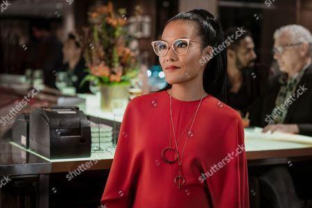 Ali Wong as Sasha Tran