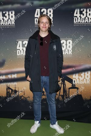 Editorial picture of '438 days' film premiere, Rigoletto cinema, Stockholm, Sweden - 26 Aug 2019