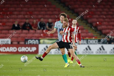 Editorial picture of Sheffield United v Blackburn Rovers, EFL Cup - 27 Aug 2019