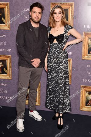 Editorial picture of 'The Souvenir' Gala film screening, Arrivals, London, UK - 27 Aug 2019