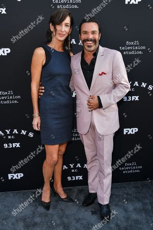 Stock Image of Susan Matus and Michael Irby