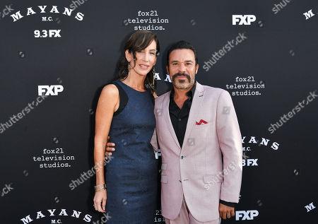 Susan Matus and Michael Irby