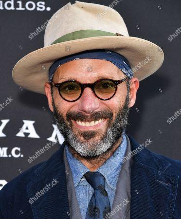 Editorial image of 'Mayans M.C.' TV show Season 2 premiere, Arrivals, Pacific Cinerama Dome, Los Angeles, USA - 27 Aug 2019