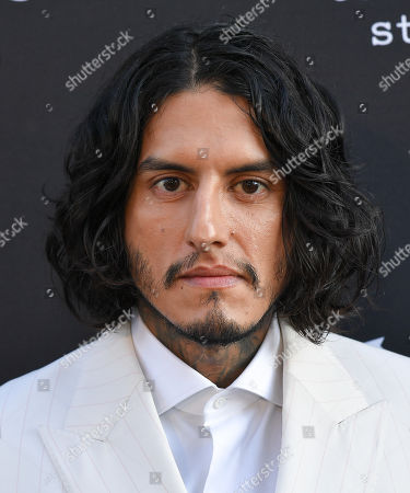 Stock Picture of Richard Cabral