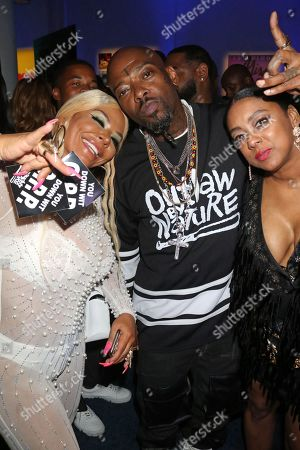 Madina Milana and Treach