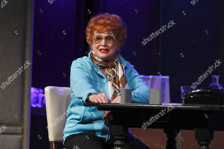 Stock Photo of Sandra Dickinson, as Lucille Ball