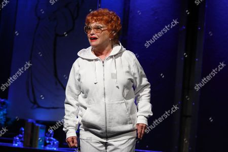 Sandra Dickinson, as Lucille Ball