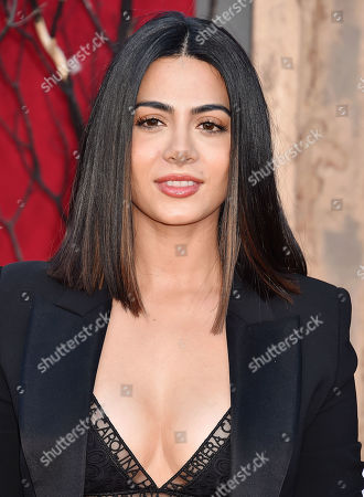 Stock Picture of Emeraude Toubia