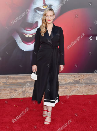 Editorial picture of 'It Chapter Two' film premiere, Arrivals, Regency Village Theatre, Los Angeles, USA - 26 Aug 2019