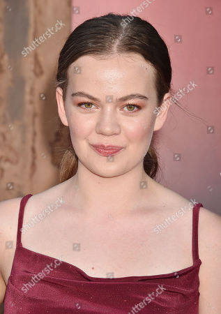 Stock Picture of Megan Charpentier