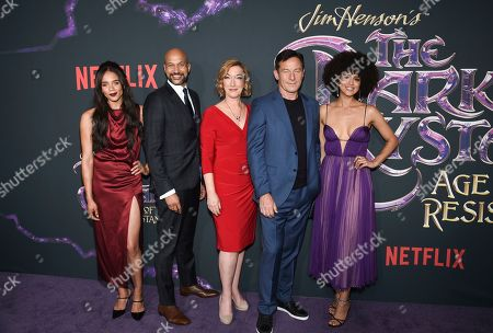 """Editorial picture of NY Premiere of Netflix's """"Dark Crystal: Age of Resistance"""", New York, USA - 27 Aug 2019"""