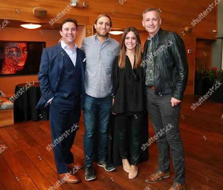 Editorial picture of 'Making the Cut' TV Show mixer, New York, USA - 27 Aug 2019