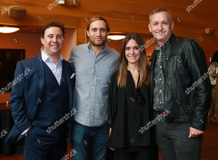 Editorial photo of 'Making the Cut' TV Show mixer, New York, USA - 27 Aug 2019