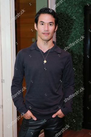 Joseph Altuzarra attends the Amazon Prime Video 'Making the Cut' mixer at Cachet Boutique Hotel in New York