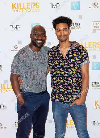 Editorial picture of 'Killers Anonymous' film premiere, Everyman Cinema, Kings Cross, London, UK - 27 Aug 2019