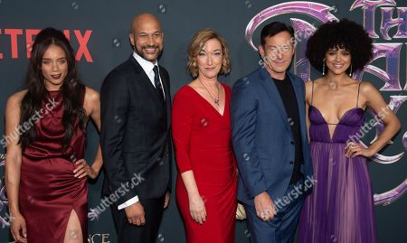 Editorial photo of 'The Dark Crystal: Age Of Resistance' film premiere, Museum of the Moving Image, New York, USA - 27 Aug 2019