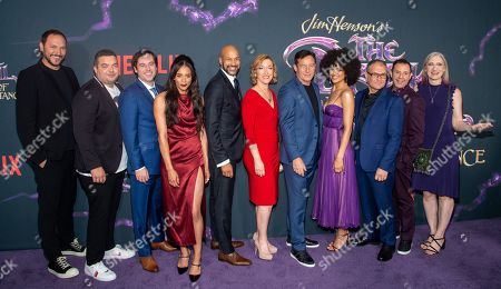 Louis Leterrier, Jeffrey Addiss, Will Matthews, Hannah John-Kamen, Keegan-Michael Key, Donna Kimball, Jason Isaacs, Nathalie Emmanuel, Javier Grillo-Marxuach, Guest and Lisa Henson