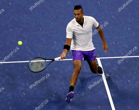 Editorial picture of US Open Grand Slam 2019, New York, USA - 27 Aug 2019