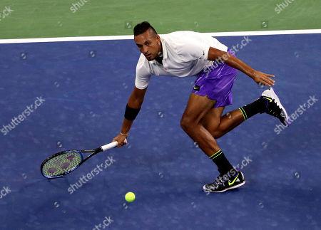 Editorial image of US Open Grand Slam 2019, New York, USA - 27 Aug 2019