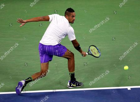 Editorial photo of US Open Grand Slam 2019, New York, USA - 27 Aug 2019