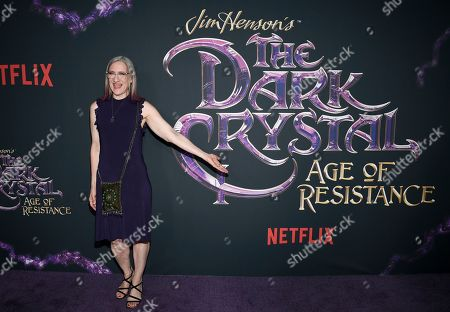 "Editorial photo of NY Premiere of Netflix's ""Dark Crystal: Age of Resistance"", New York, USA - 27 Aug 2019"