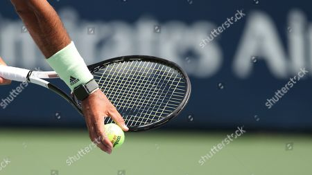 Editorial photo of US Open Tennis, New York, USA - 27 Aug 2019
