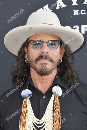 "Editorial picture of LA Premiere of ""Mayans M.C."" Season Two, Los Angeles, USA - 27 Aug 2019"