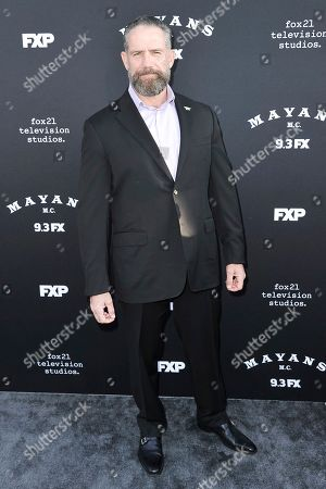 """Editorial picture of LA Premiere of """"Mayans M.C."""" Season Two, Los Angeles, USA - 27 Aug 2019"""