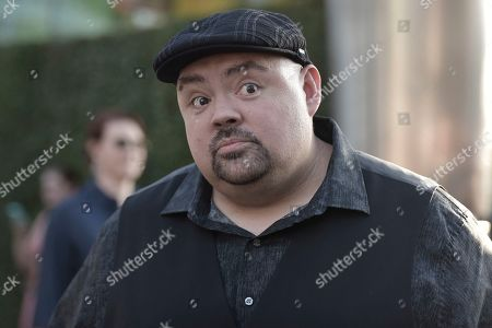 "Gabriel Iglesias attends the LA premiere of ""Mayans M.C."" Season Two at ArcLight Cinemas - Hollywood, in Los Angeles"
