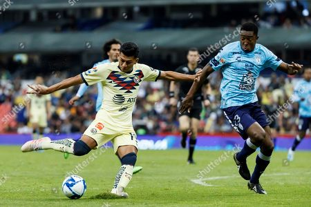 Editorial picture of Club America vs. Pachuca, Mexico City - 27 Aug 2019