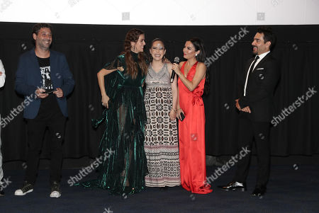 Editorial picture of 'TOD@S CAEN' film premiere, Los Angeles, USA - 27 Aug 2019