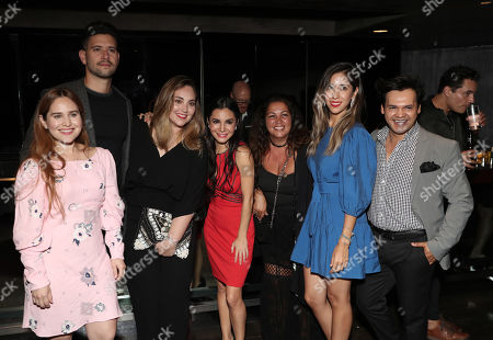 Editorial photo of 'TOD@S CAEN' film premiere, Los Angeles, USA - 27 Aug 2019