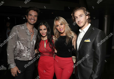 Editorial image of 'TOD@S CAEN' film premiere, Los Angeles, USA - 27 Aug 2019