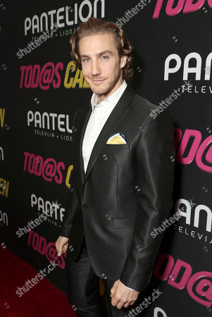 Stock Picture of Eugenio Siller