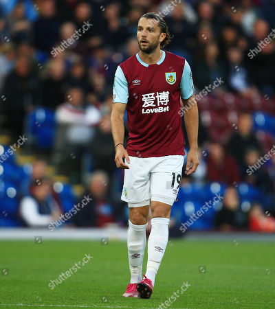 Jay Rodriguez of Burnley