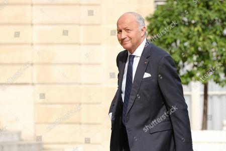 Laurent Fabius, President of the Constitutional Council
