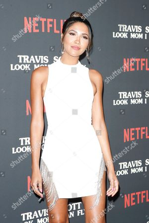 Editorial image of Premiere of Netflix' Travis Scott: Look Mom I Can Fly, Santa Monica, USA - 27 Aug 2019
