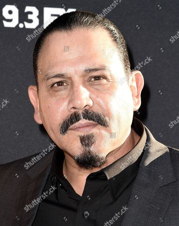 Stock Photo of Emilio Rivera