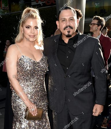 Stock Picture of Yadi Valerio, Emilio Rivera