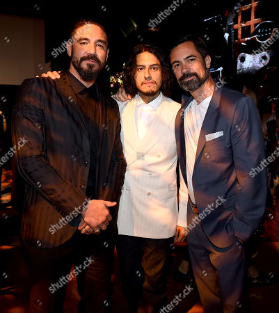 Editorial picture of 'Mayans M.C.' TV show Season 2 premiere, After Party, Pacific Cinerama Dome, Los Angeles, USA - 27 Aug 2019