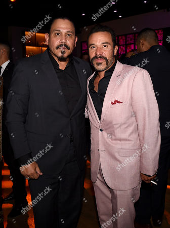 Stock Picture of Emilio Rivera, Michael Irby