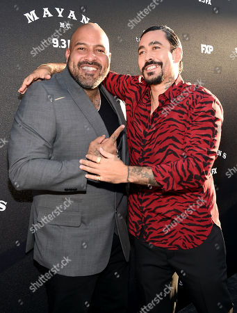 Editorial photo of 'Mayans M.C.' TV show Season 2 premiere, Arrivals, Pacific Cinerama Dome, Los Angeles, USA - 27 Aug 2019