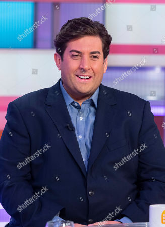Stock Picture of James Argent