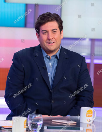 Editorial picture of 'Good Morning Britain' TV show, London, UK - 28 Aug 2019