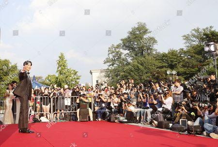 Editorial picture of Seoul International Drama Awards 2019, Korea - 28 Aug 2019