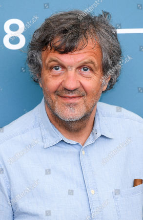 Stock Image of Emir Kusturica