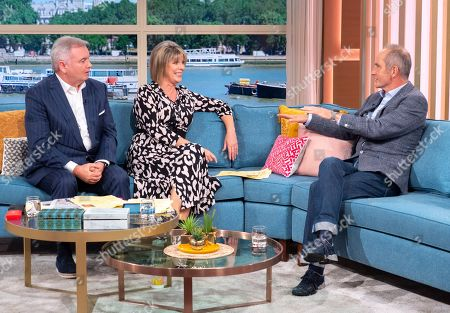 Eamonn Holmes and Ruth Langsford with Kevin McCloud