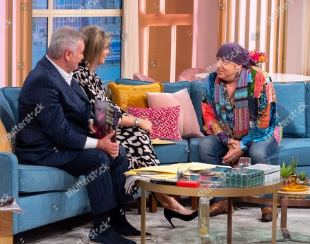 Eamonn Holmes and Ruth Langsford with Steven Van Zandt