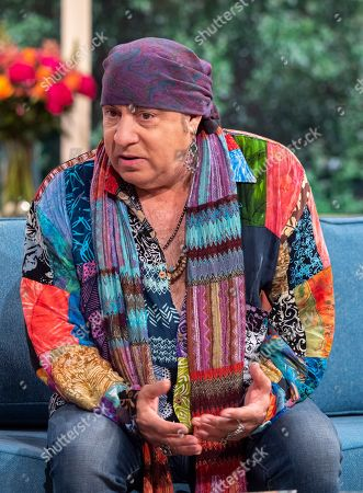 Stock Photo of Steven Van Zandt